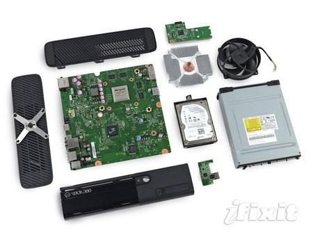 Despiece de Xbox 360E, así es por dentro la consola de Microsoft
