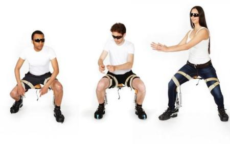 Una silla para sentarte en cualquier lugar
