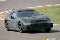 Fotos espía del nuevo Ferrari Dino en Fiorano