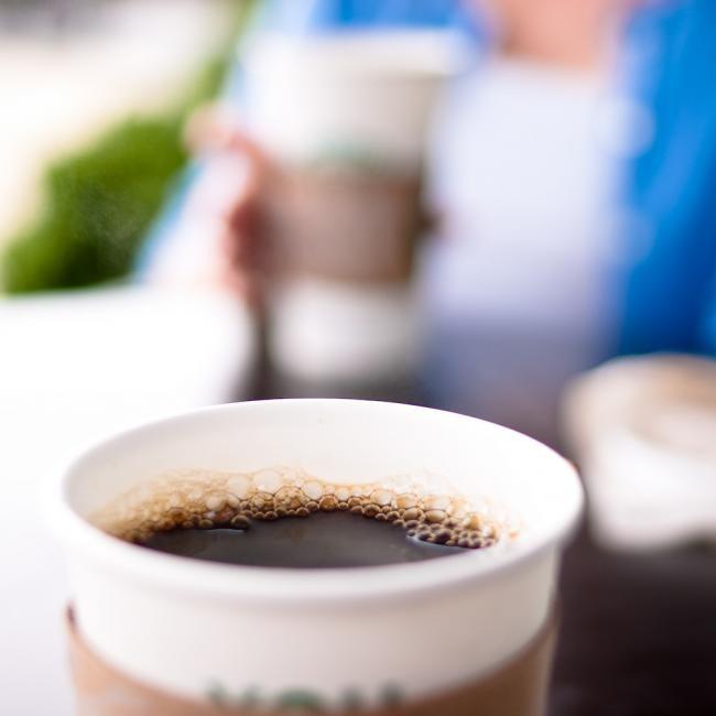 Utiliza la cafeína a tu favor para bajar de peso
