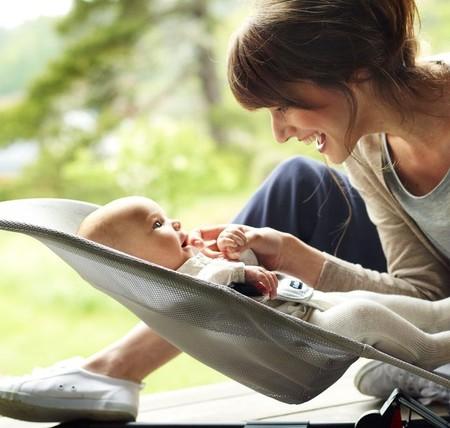Once hamacas y balancines para bebé por menos de 100 euros