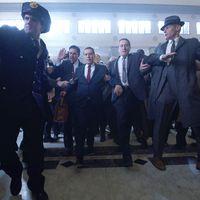 'El irlandés': primeras imágenes de la nueva película de Martin Scorsese para Netflix