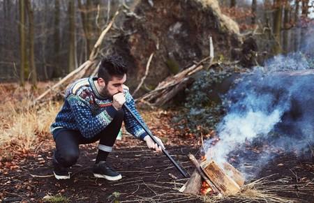 herramientas fuego