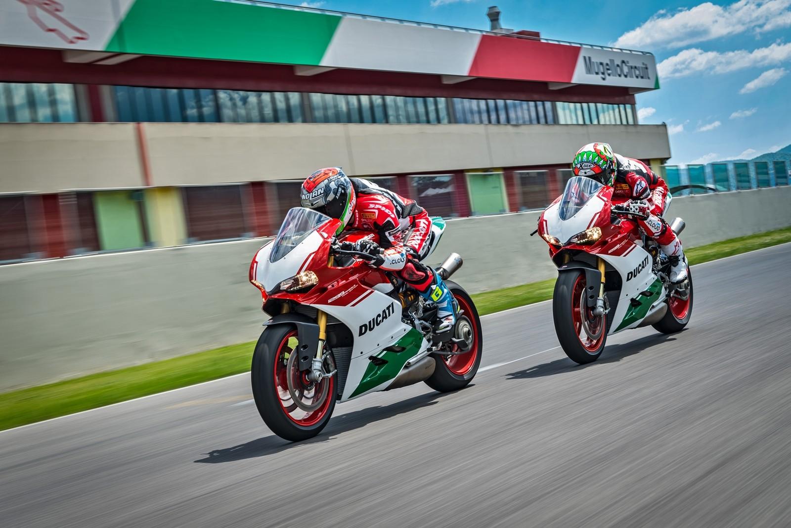 Foto de Ducati 1299 Panigale R Final Edition (14/58)