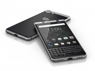 BlackBerry KEYone, el móvil con teclado físico y Android llegaría a México el próximo mes