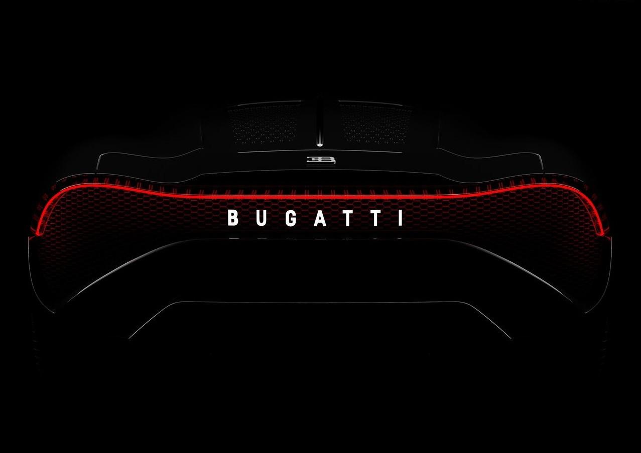 Foto de Bugatti La Voiture Noire (20/28)