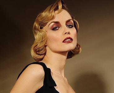 Aires de cine clásico con tu maquillaje y peinado