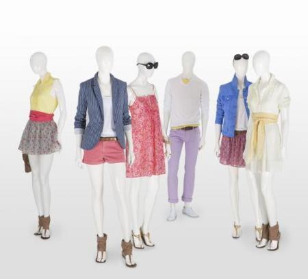 Los looks de la colección Zara verano 2009
