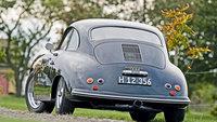 Roban tres Porsche 356 de una carrera de clásicos de Nürburgring