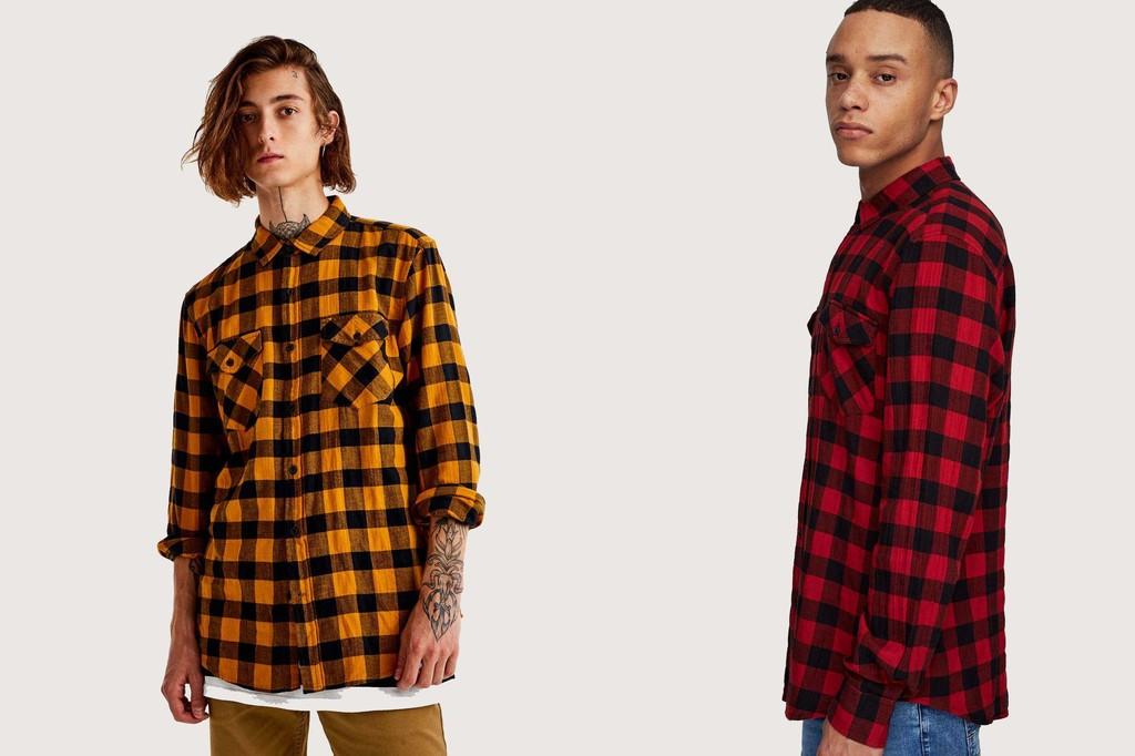 La Camisa De Lenador O Hipster O Grunge Regresa Con Fuerza Para Éste Otono 2