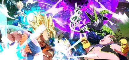 Goku y Vegeta Super Saiyan Blue aparecerán en Dragon Ball FighterZ y un modo historia en el que renacerá el Androide 16