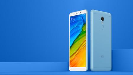 Xiaomi Redmi 5, en versión global, por sólo 89 euros con este cupón de descuento