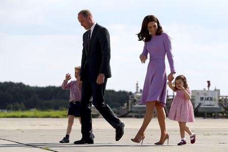 La imagen más tierna de los Duques de Cambridge la protagonizan con sus hijos (y los outfits escogidos)