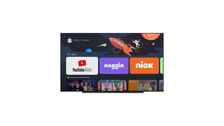 Google TV ya tiene perfiles infantiles para controlar a nuestros hijos, primero en EEUU