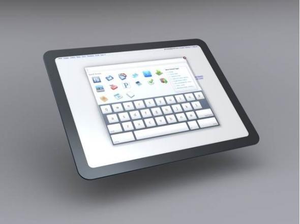 Google tablet with Chrome OS