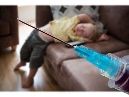 ¿Tienen los niños no vacunados mejor salud que los niños vacunados? El estudio KIGGS