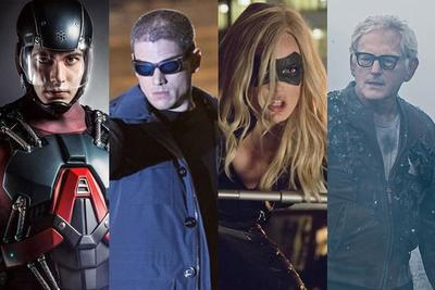 Esto no se para:  The CW mezcla secundarios de 'Arrow' y 'The Flash' en un nuevo spin off