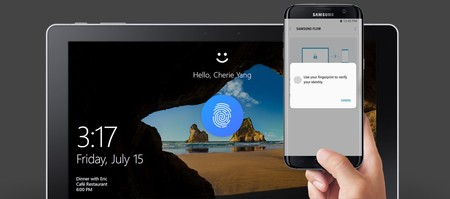 Ya puedes desbloquear cualquier PC con el lector de huellas de un Samsung Galaxy