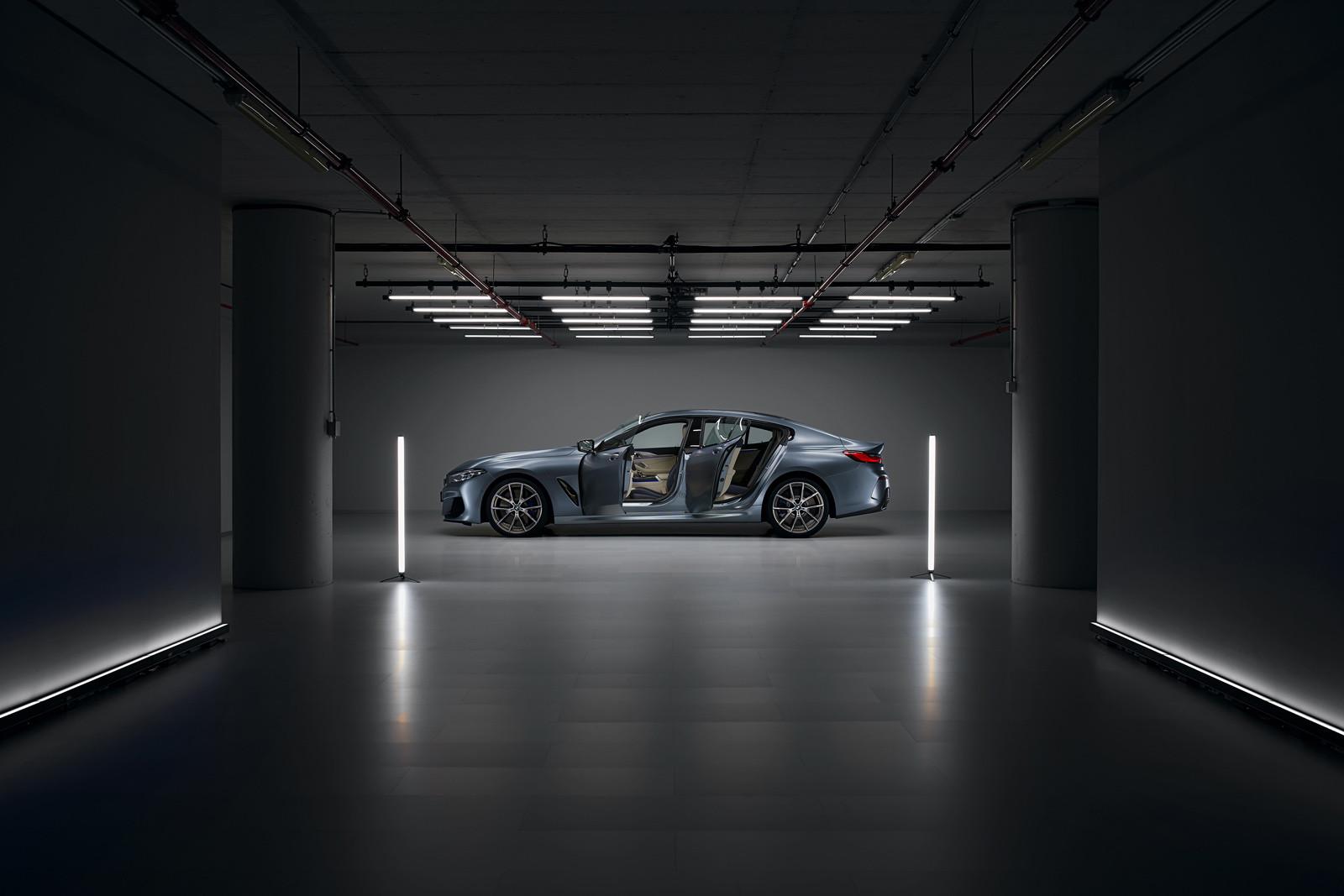 Foto de BMW Serie 8 Gran Coupé (presentación) (64/159)