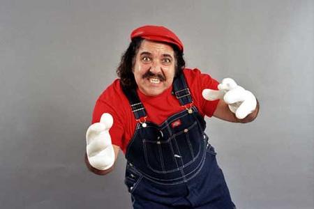 Ron Jeremy, el otro Súper Mario, cree que los videojuegos son peor influencia que el porno