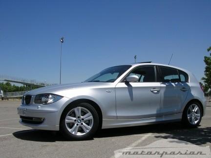 Prueba: BMW 120i 5p (parte 1)