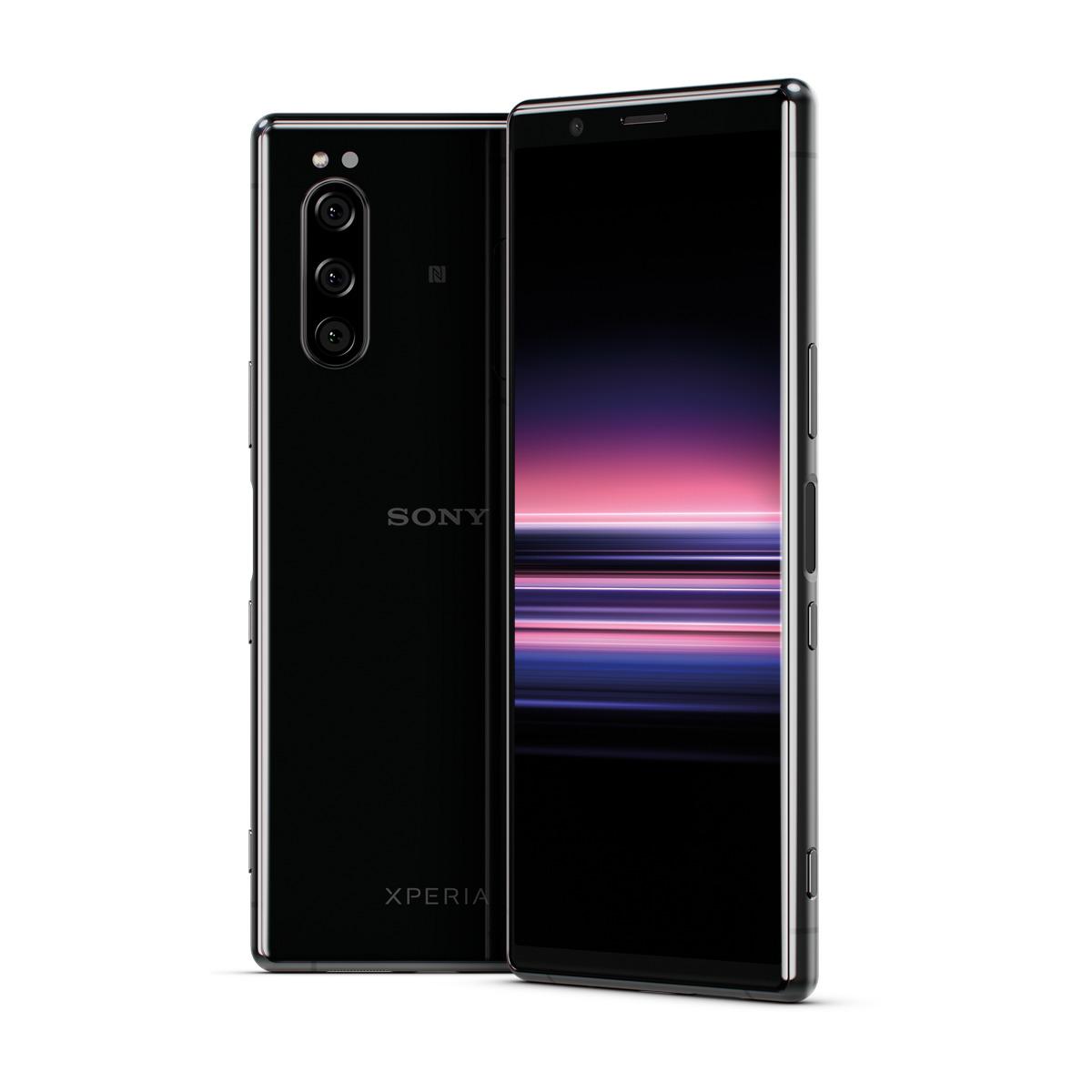 Sony Xperia 5 Negro 6 GB+ 128 GB móvil libre