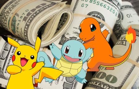 Pokémon Go ingresos