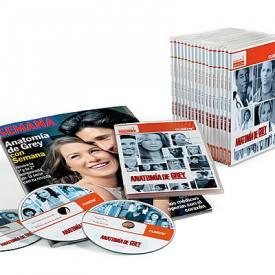 Anatomía de Grey en DVD en los kioscos