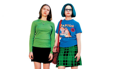 Cómic en cine: 'Ghost World', de Terry Zwigoff