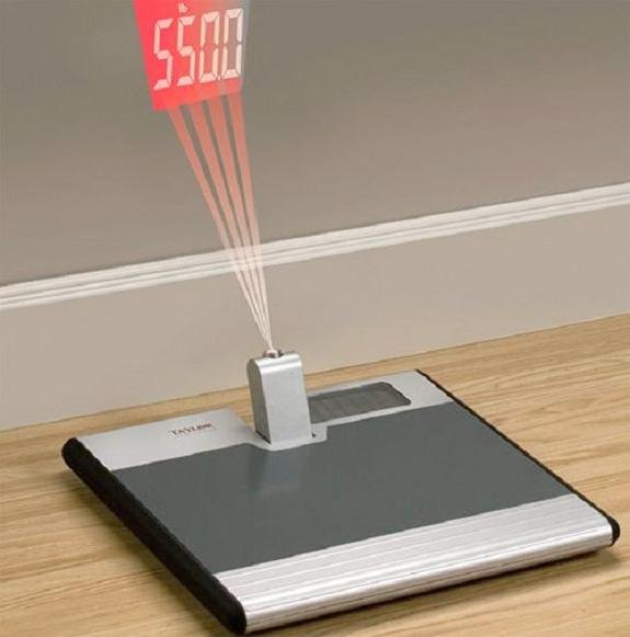 Taylor 550 Pound Projection Scale