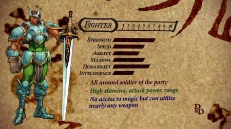'Dungeons & Dragons: Chronicles of Mystara' nos presenta al Luchador