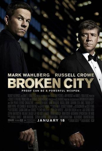 'Broken City', tráiler y cartel del prometedor thriller político