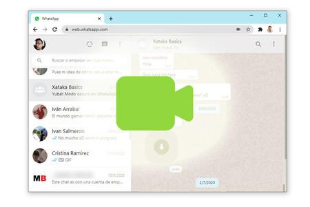 Las videollamadas empiezan a llegar a WhatsApp Web y WhatsApp para PC