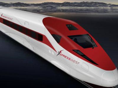 De Los Ángeles a Las Vegas en 80 minutos; EE.UU. finalmente tendrá su primer tren-bala