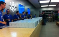El iPhone 4S ya está disponible: así ha sido su lanzamiento en Barcelona