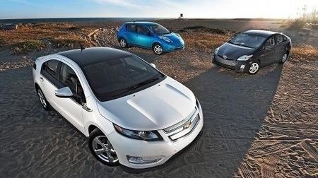 El Prius y el Volt logran récords de ventas en Estados Unidos