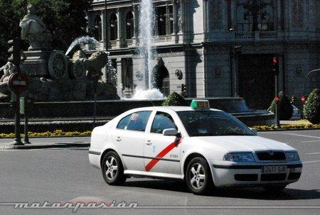 Taxi Skoda Octavia