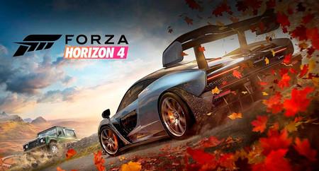 Filtrado el listado de coches del Forza Horizon 4