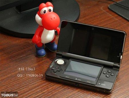 Una Nintendo 3DS se escapa de las fábricas