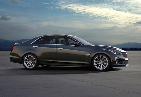 Cadillac Cts V 4
