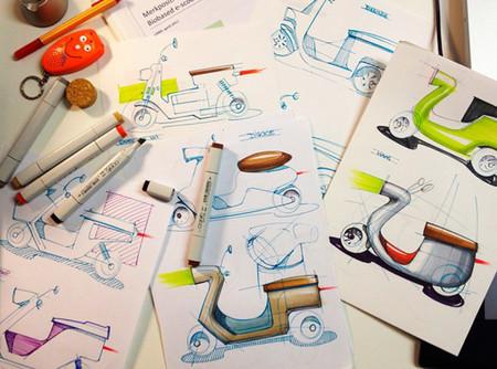 Be.e Scooter, el motorino eco-friendly diseñado con visión de futuro