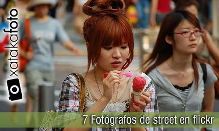 7 Fotógrafos de Street en flickr