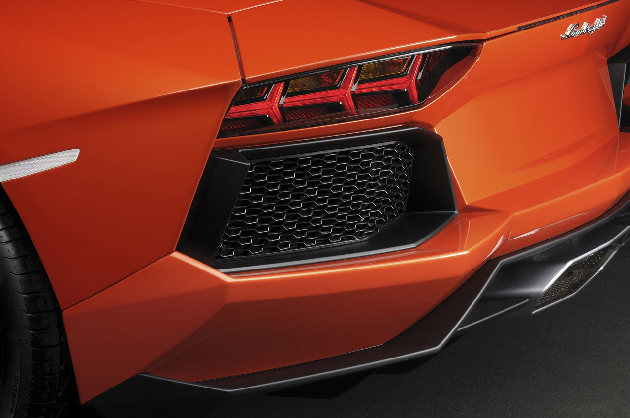 Foto de Lamborghini Aventador LP700-4 (6/62)