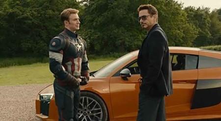 Autos de Avengers