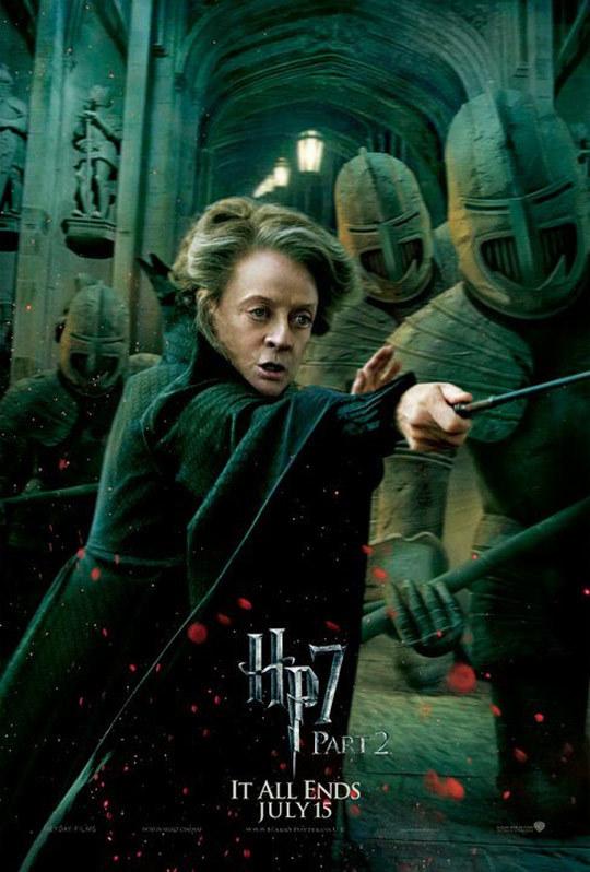 Foto de 'Harry Potter y las reliquias de la muerte. Parte II', nuevo y espectacular tráiler y carteles (18/21)