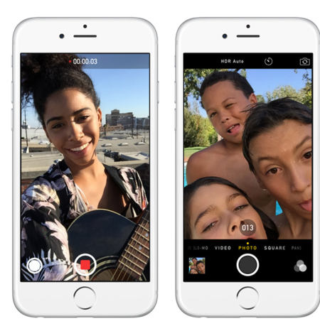 Image result for iphone 6s camara face time
