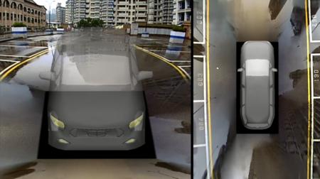 Sin puntos ciegos en el coche gracias a la nueva visión de SPTek