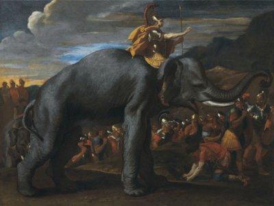 ¿Por qué unos excrementos de caballo antiguos nos van a descubrir la ruta que tomó Aníbal por los Alpes?