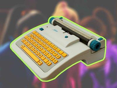 El huevo de Pascua de las máquinas de escribir de Barbie: la función oculta de escritura en código