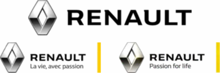 Logos de coches - Renault -2015